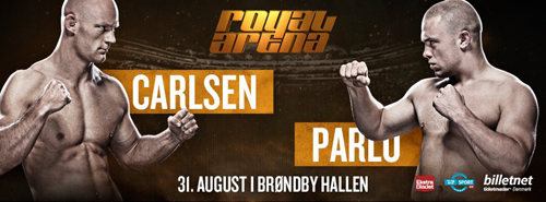 Royal Arena 2: Carlsen vs. Parlo